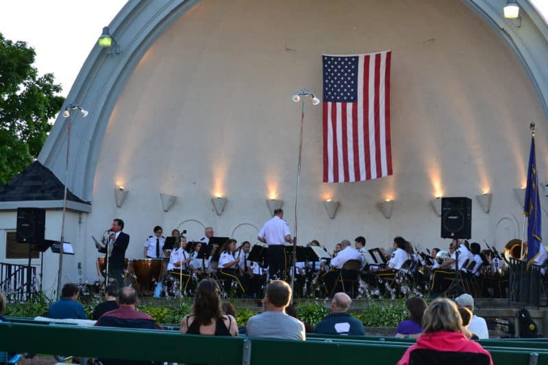 9-11 Remembrance Concert © Lake Country Family Fun American Legion Band