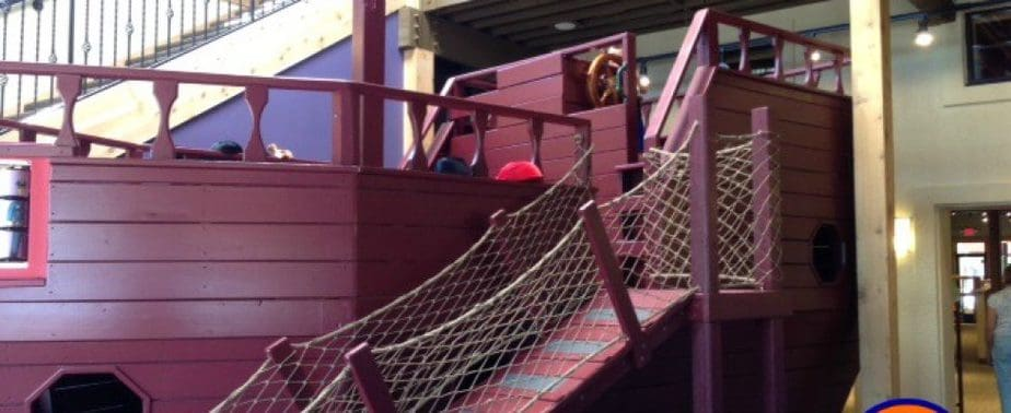 Pirate Ship Play Gallery