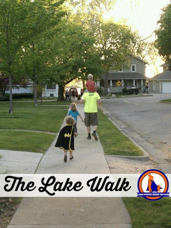 Oconomowoc Fowler Lake Walk Lake Country Family Fun a Mom blog