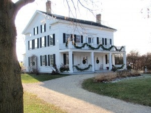 Christmas at the Inn, Delafield Lake Country Family Fun Delafield Wisconsin December Historical Ice Cream Social