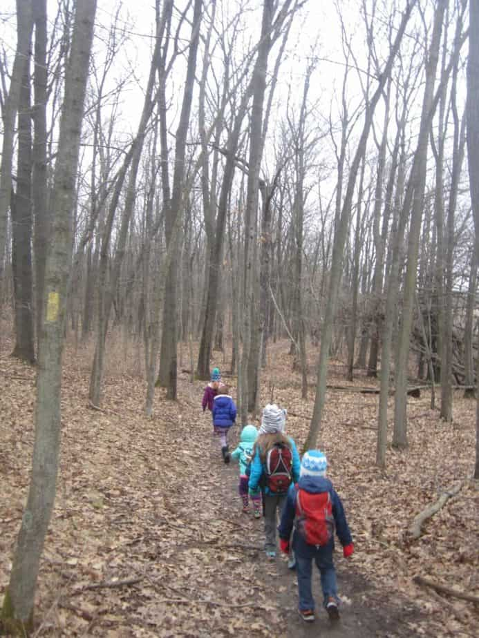 Tyke Hike Waukesha County Lake Country Family Fun