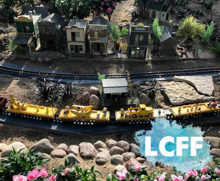 Trains, Tracks and Switches milwaukee light engineering society (Shorehaven in Oconomowoc) Milwaukee Domes Train Lake Country Family Fun
