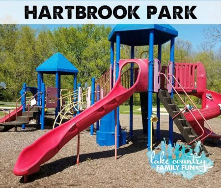 Hartbrook Park Local Parks Guide Lake Country Family Fun Hartland
