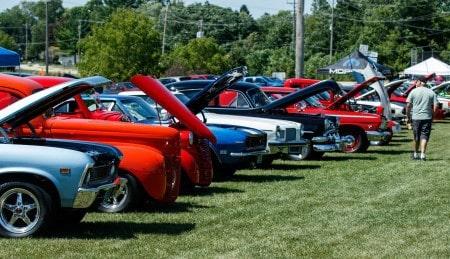 American Legion Car Show