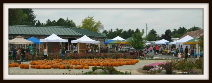 Ebert's Greenhouse Village Craft Fair