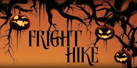 Lapham Peak Fright Hike