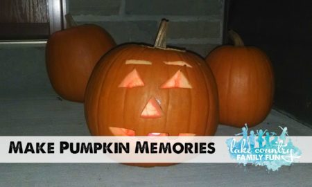 Making Pumpkin Memories