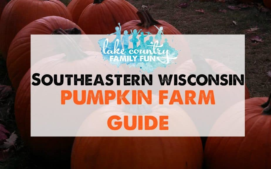 Southeast Wisconsin Pumpkin Farms Pumpkin Farm Guide