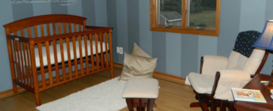 November Adoption Awareness Month Lake Country Family Fun Expecting baby pregnancy nursery crib