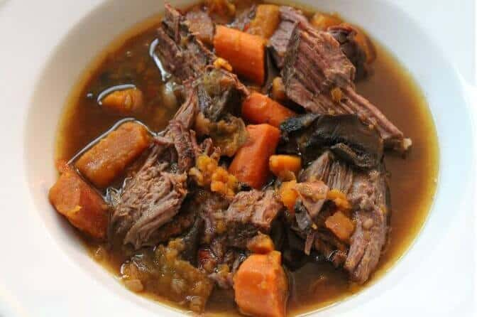 Brewers Organics Lake Country Family Fun Beef Stew