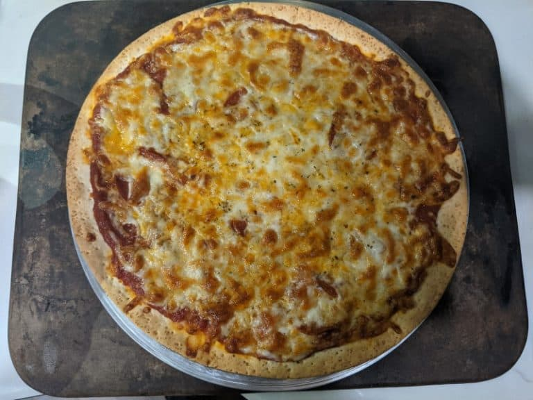 Family Pizza Night with Crustology Pizza Crusts