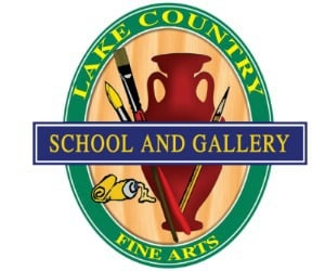 Lake Country Fine Arts and Gallery Logo