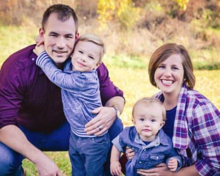 Families of Lake Country Family Fun The Kison Family