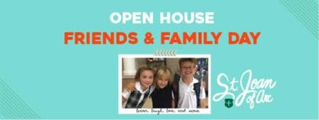 St. Joan of Arc School Open House
