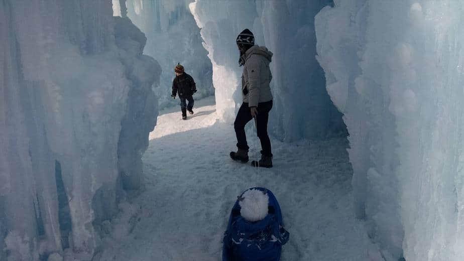 Ice Castles Lake Geneva Weekend guide