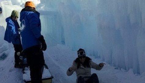 Ice Slide