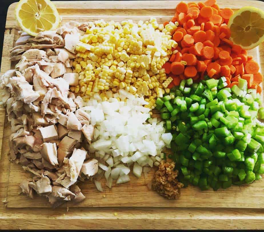 Rainbow Food Always be a Goal Digger Lake Country Family Fun