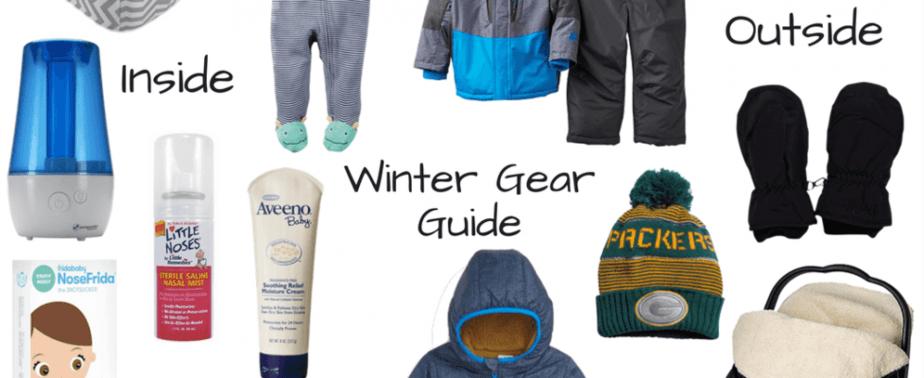 Winter Gear Guide Lake Country Family Fun