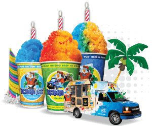 How cool would it be for the Kona Ice truck to make a special visit to your child's birthday party? It can happen! At Kona Ice, we bring the party to you! All birthday party packages include 30 minutes of Kona party fun, flower leis and Kona Ice for up to 20 guests. The birthday child receives a goodie bag full of Kona Ice swag! Packages can include Regular or Color Changing Cups. Contact us for additional information at jsterken@kona-ice.com or 262-354-8230. For party pricing, click our logo above :)