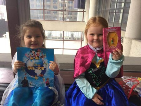 Disney on Ice Review Lake Country Family Fun