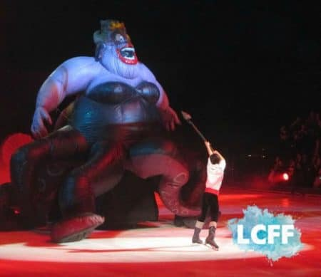 Disney on Ice Ursula Passports to Adventure Lake Country Family Fun