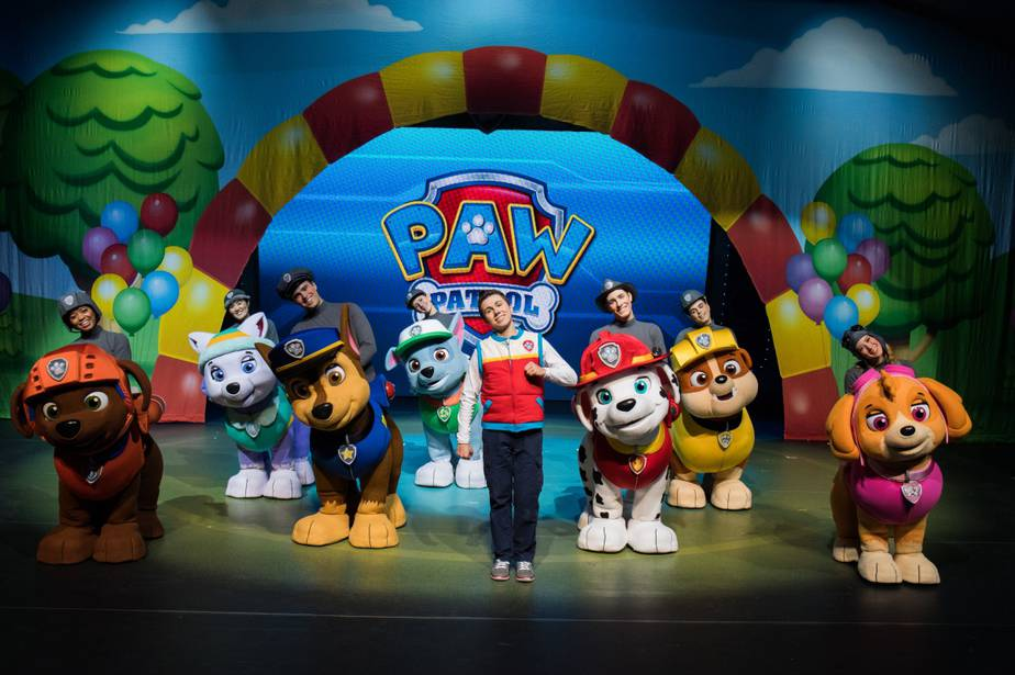 Paw Patrol Live Race to the Rescue Milwaukee Lake Country Family Fun