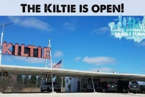 Annual Kiltie Cruise Night The Kiltie is Open Oconomowoc Ice Cream Custard Bonnie Bell Summer Kids Lake Country Family Fun