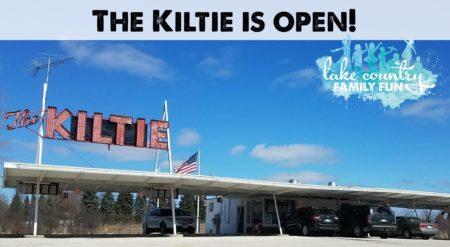 Annual Kiltie Cruise Night The Kiltie is Open Oconomowoc Ice Cream Custard Bonnie Bell Summer Kids Lake Country Family Fun