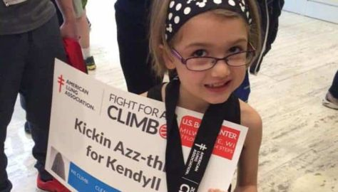Fight for Air Climb Milwaukee Lake Country Family Fun