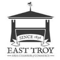 Memorial Day Parade First Fridays East Troy Area Chamber of Commerce Logo Lake Country Family Fun Corn and Brat Roast East Troy Farmers Market