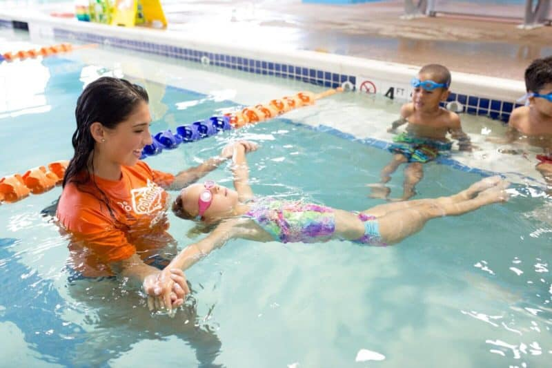 water safety Goldfish Swim School is coming to WI! Plus **Giveaway**