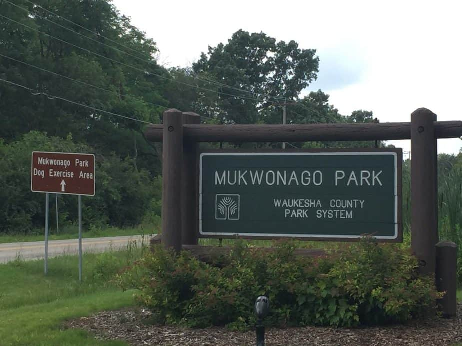 Waukesha County Park Tour - Mukwonago Park Lake Country Family Fun