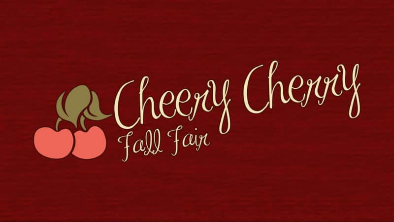 Cheery Cherry Fall Fair