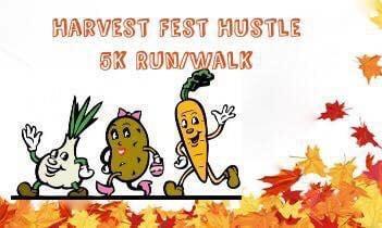 Harvest Hustle 5k Run/Walk