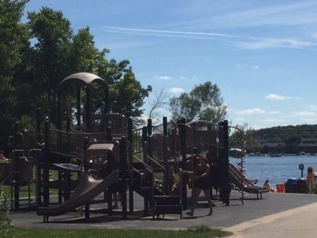 Waukesha County Parks Tour - Naga-Waukee Park