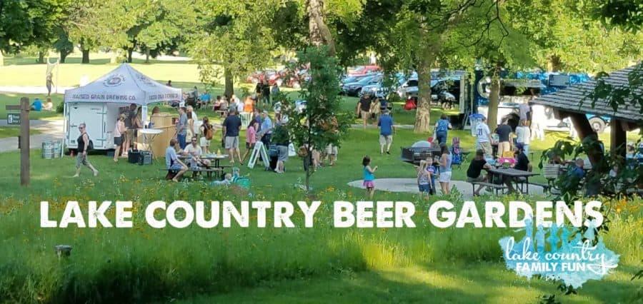 biergartens Lake Country Beer Gardens