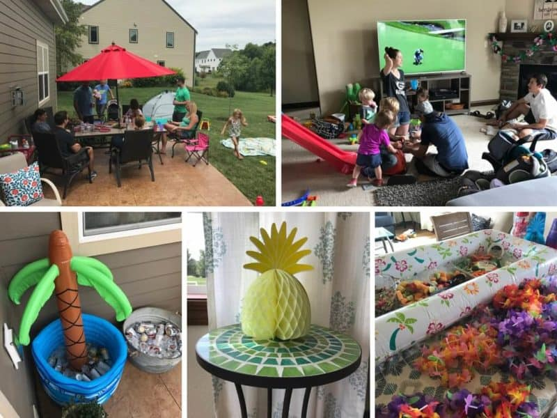 Oriental Trading Products Summer Bash Labor Day weekend Lake Country Family Fun