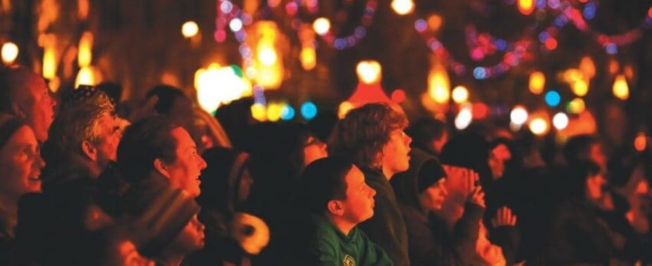 Milwaukee Holiday Lights Kick off & Festival