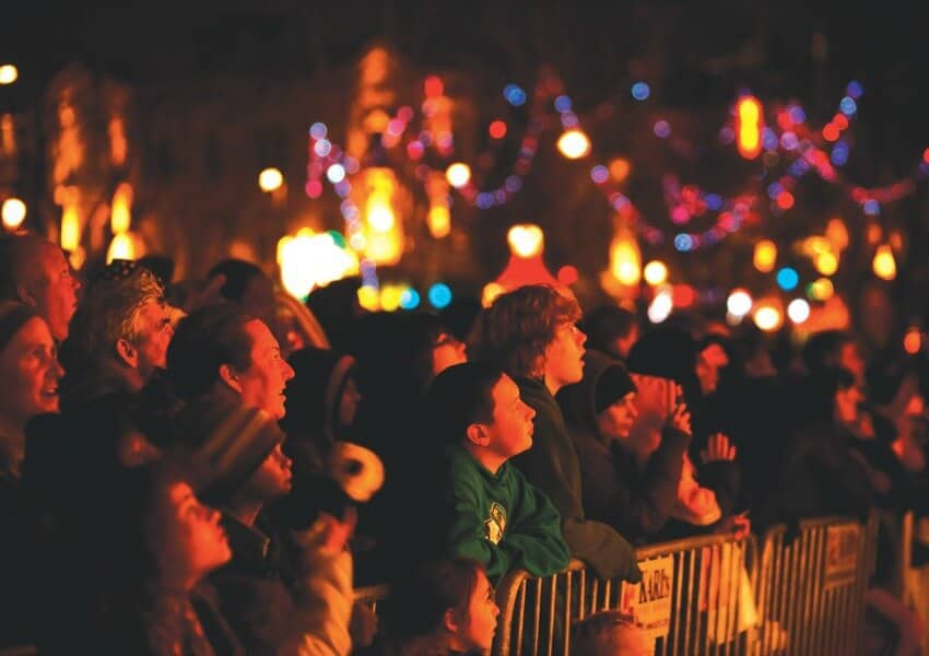 Milwaukee Tree Lighting Ceremony Milwaukee Holiday Lights Kick off & Festival