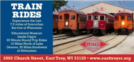 east troy railroad