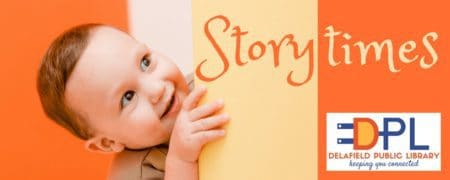 Toddler Time-Delafield Stories and Crafts - Delafield Library Baby Bounce Storytime, Delafield Library