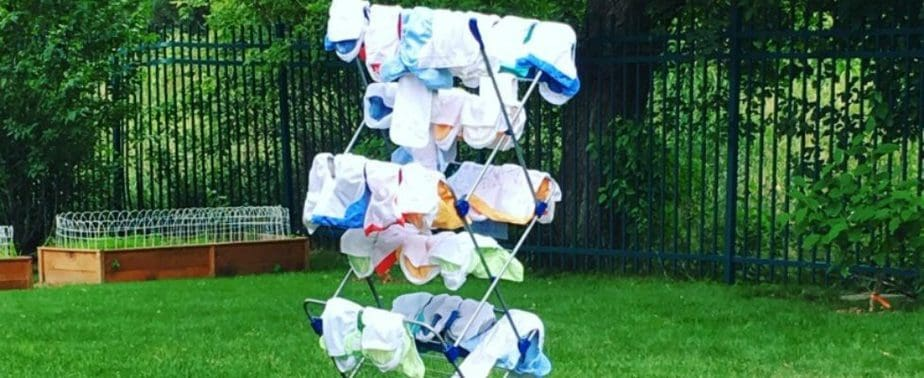 One Family's Cloth Diapering Journey