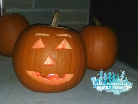 Free Pumpkin Giveaway and Carving Contest Pumpkin Weekend Guide October Lake Country Family Fun