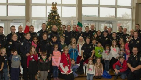 Holiday Shop with the Cops