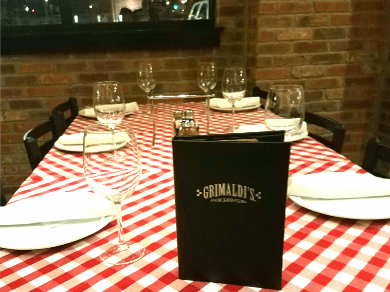 Grimaldi's Pizzeria at The Corners of Brookfield {Review} Lake Country Family Fun