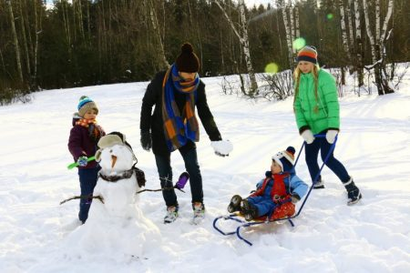 30 Things to do Over Christmas Break Winter Lake Country Family Fun