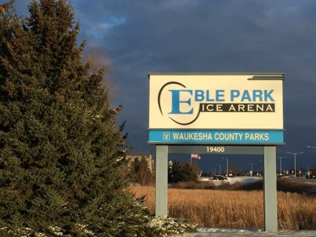 Waukesha County Park Tour - Eble Ice Arena
