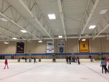 Waukesha County Park Tour: Naga-Waukee Park Ice Arena