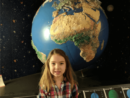 Planetarium Programs Earth Week Finale