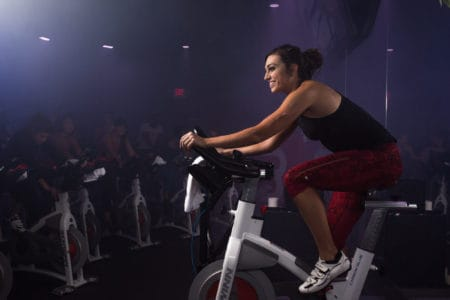 Private Preview Ride at CycleBar-Brookfield